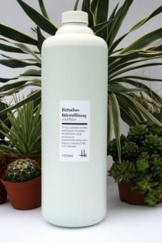 Leaf-fertilizer fluid 1000 ml