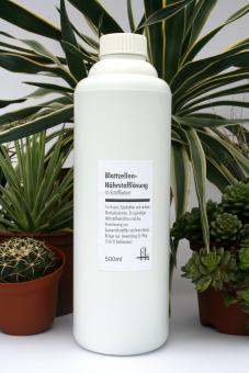 Blattzellennährstofflösung 500 ml