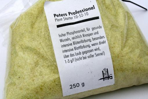 Peters Professional Plant Starter 10-52-10