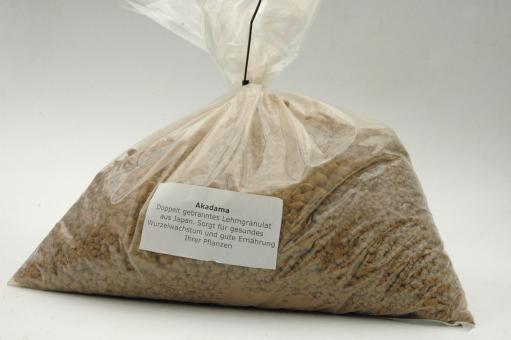 Akadama - Japanese clay soil 1,5 kg