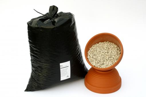 Pumice 2-5 mm - 5 l washed