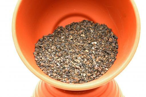 Blähschiefer 1-3 mm Körnung Erdbox 25 l