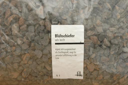 Blähschiefer 4-8 mm Körnung 5 l