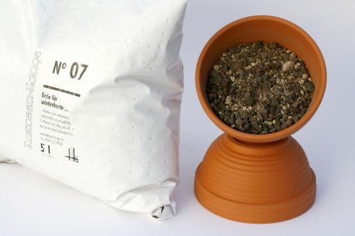 Cactus soil for winterhardy cacti no. 07 - 5 l