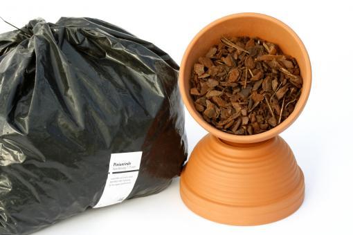Pine-bark medium grain 20 -25 mm - 5 l