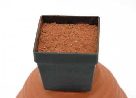 Ziegelmehl 0-2 mm 2 l