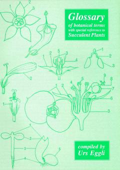Glossary of botanical terms with special reference to Succulent Plants - Urs Eggli