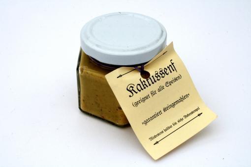 Kaktussenf - extra feurig - 100 g Probierglas
