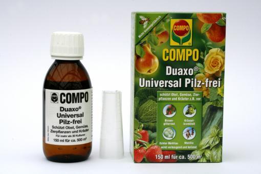 Duaxo Compo Universal Pilz-frei 150 ml