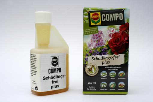 Schädlingsfrei plus Compo 250 ml