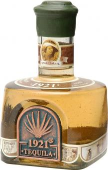 Tequila 1921 Reposado Gold - 100 % Agava - 100 % rich taste!