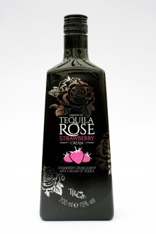 Tequila - Rose-Strawberry-Creme, 700 ml