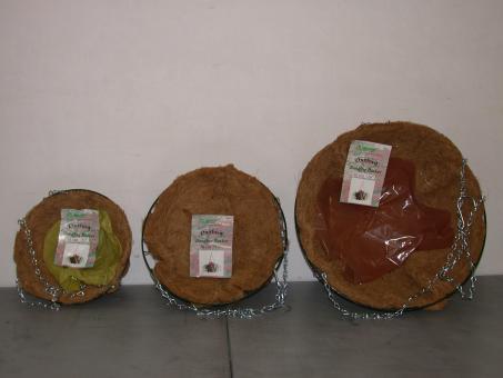 Kokoseinlage für Hanging Baskets 40 cm (Hängekorb)