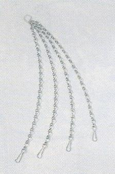 Ersatzkette für einen Korb - Hanging Baskets (Hängekorb)