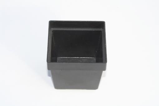 Pots 4 cm square, size 4 x 4 x 4 cm
