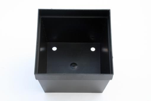 Pots 12 cm, square, 11 x 11 x 8,5 cm